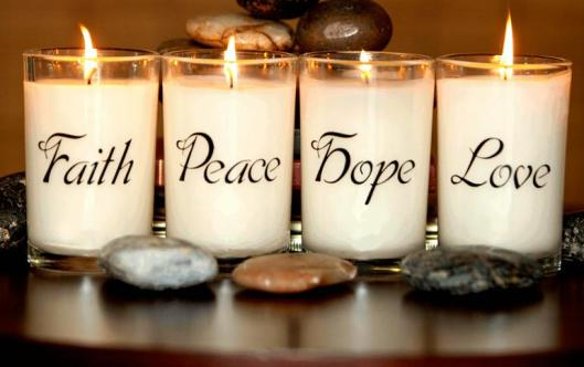 candle_supplies_faith__peace__hope__love
